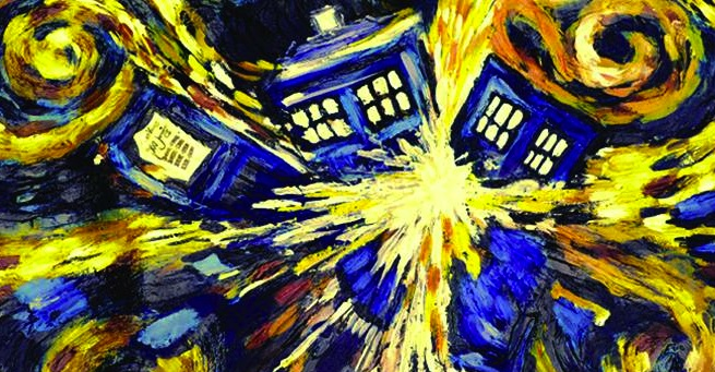 ... Smith's top 10 'Doctor Who' moments: Number 6 Vincent Van Gogh