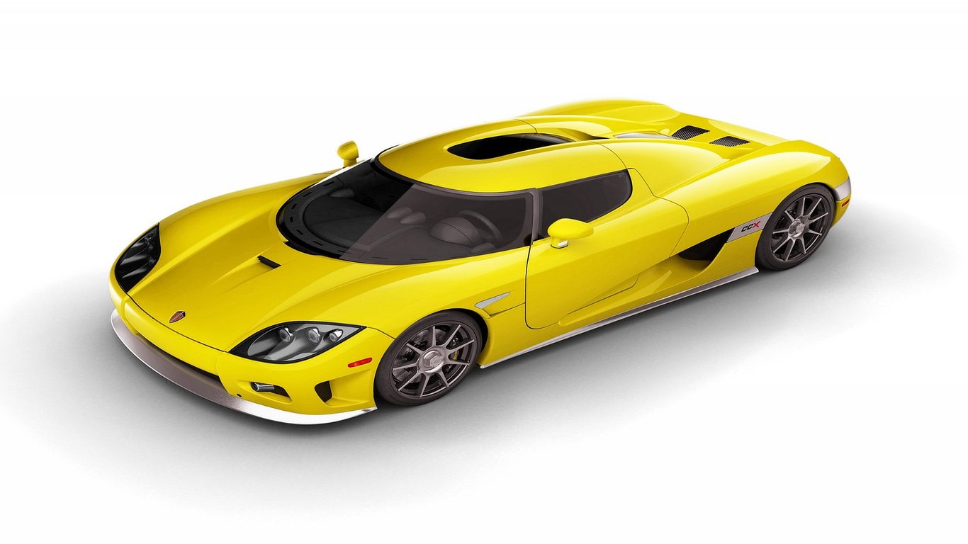 Koenigsegg CCX wallpaper 12279 1366x768