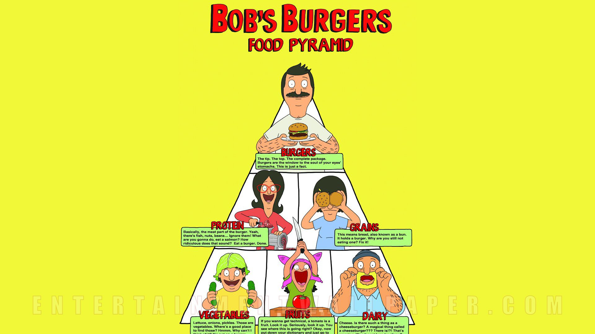 tumblr bob s burgers wallpaper - photo #31