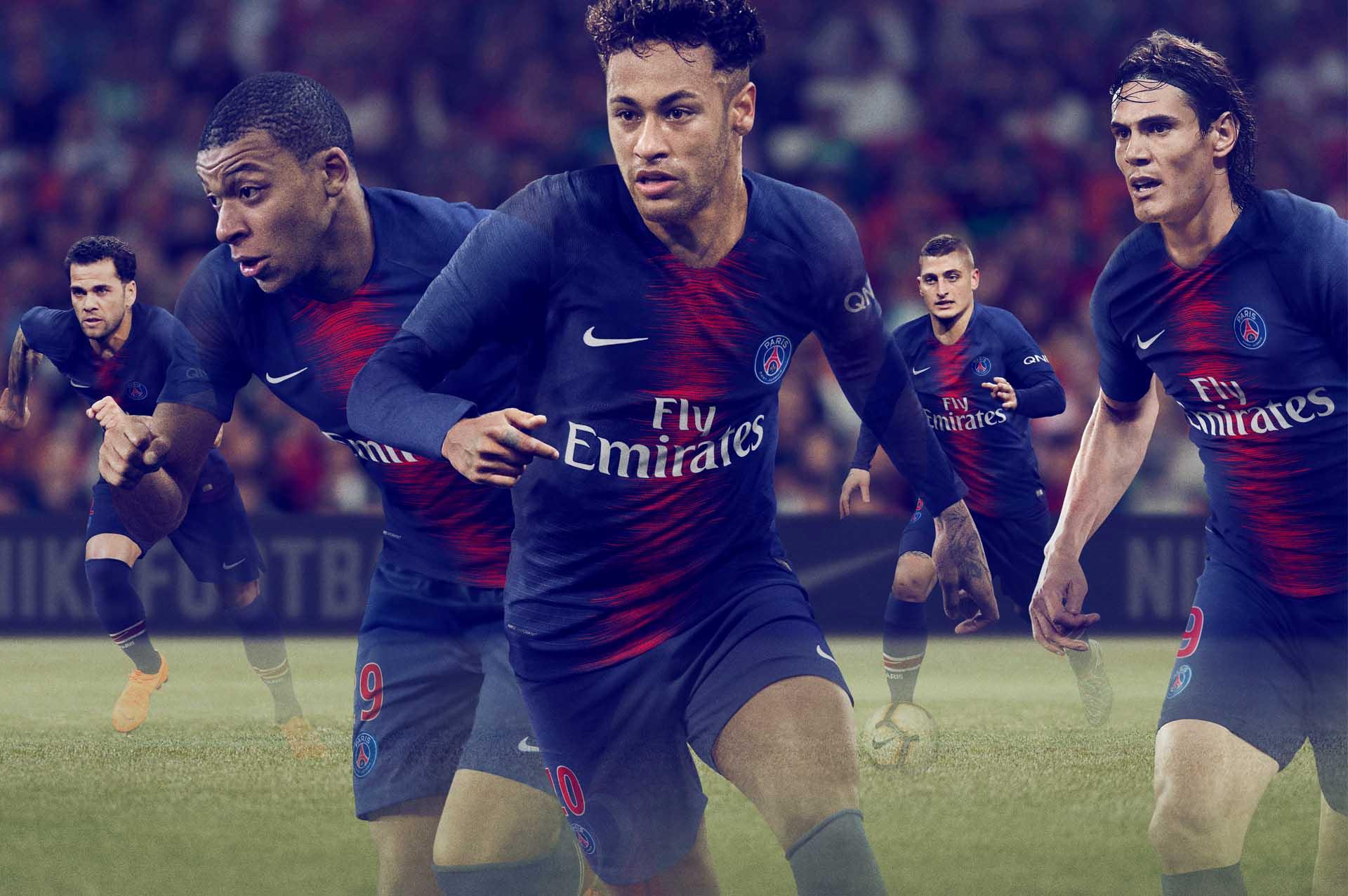 Nike Football unveils 201819 PSG home kit 1920x1276