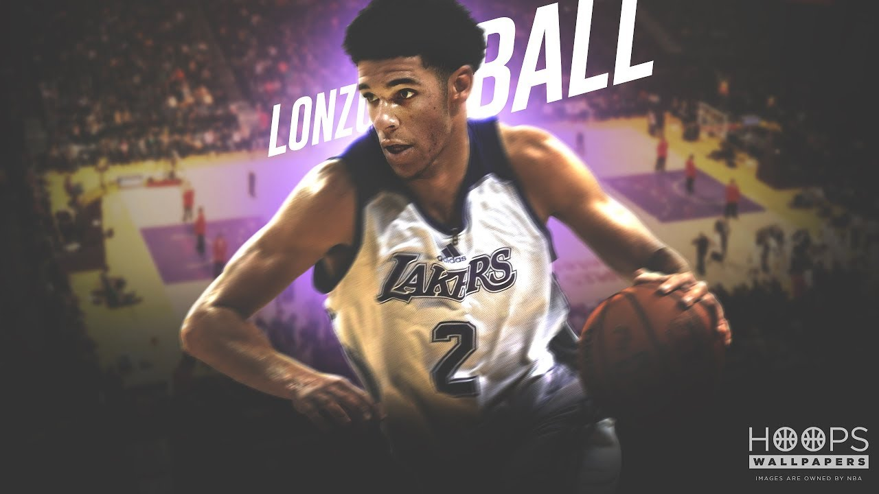 Lonzo Ball Mix I Get The Bag [HD] 1280x720