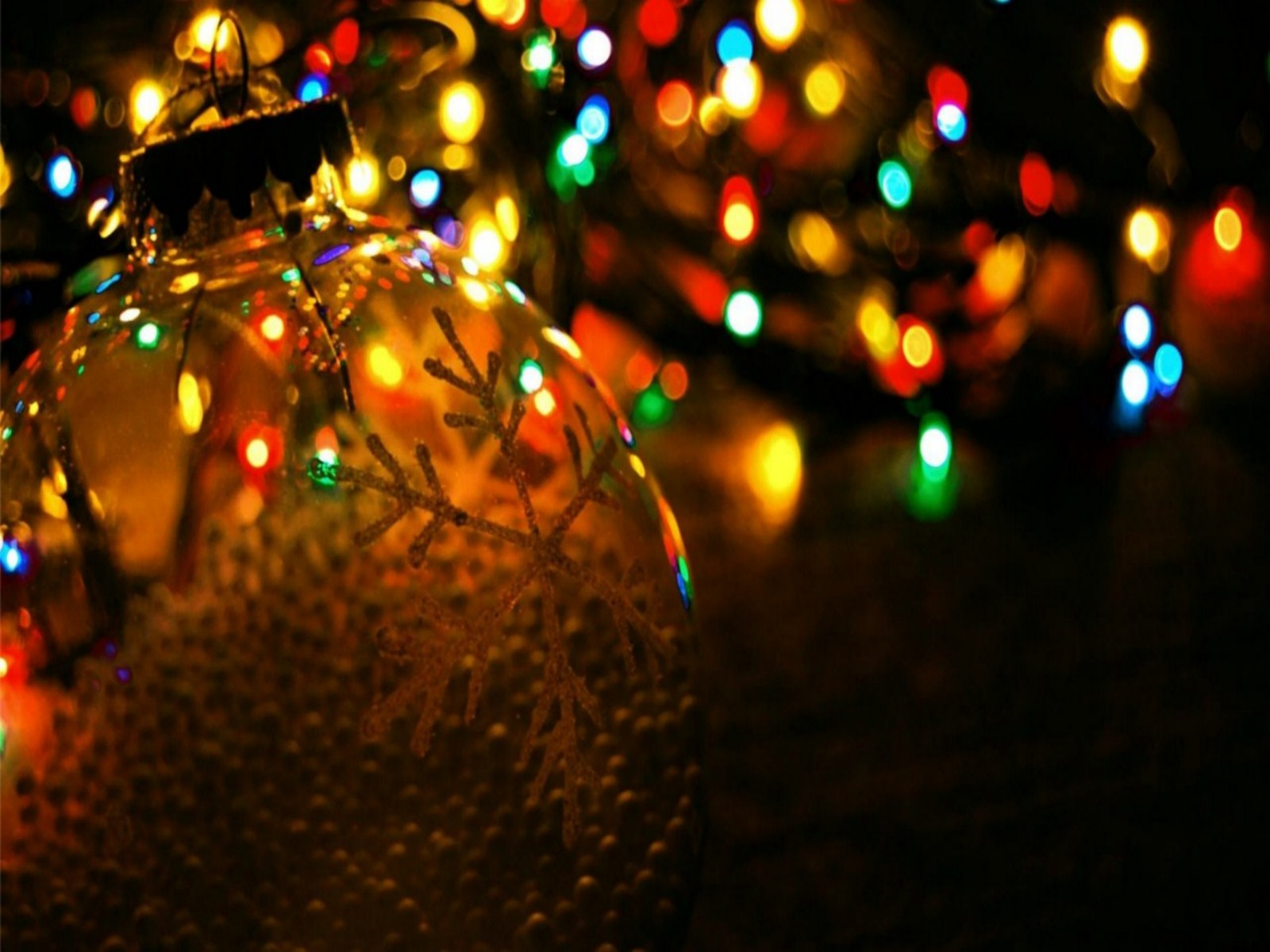 Christmas Lights Tumblr Background nononeonxyz 1600x1200
