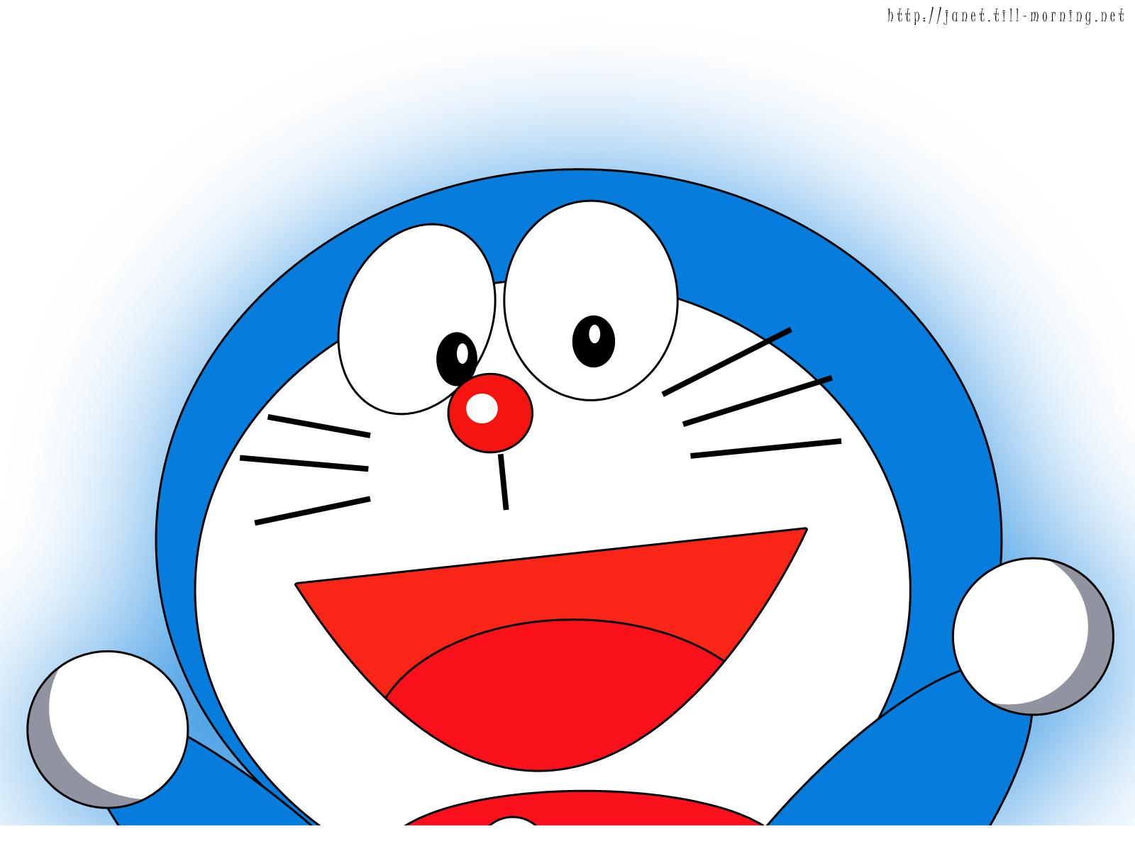 Download wallpaper doraemon free - Happy Doraemon Doraemon In Snowland Doraemon And Friends At Their