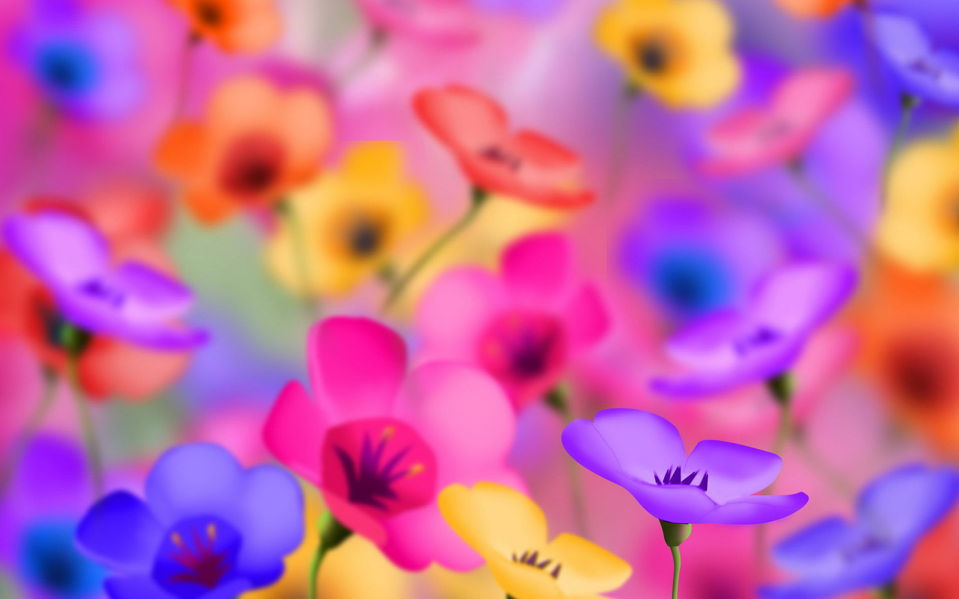 Wallpapers Desktop Wallpapers Backgrounds Nature Flowers Bright 1920x1200