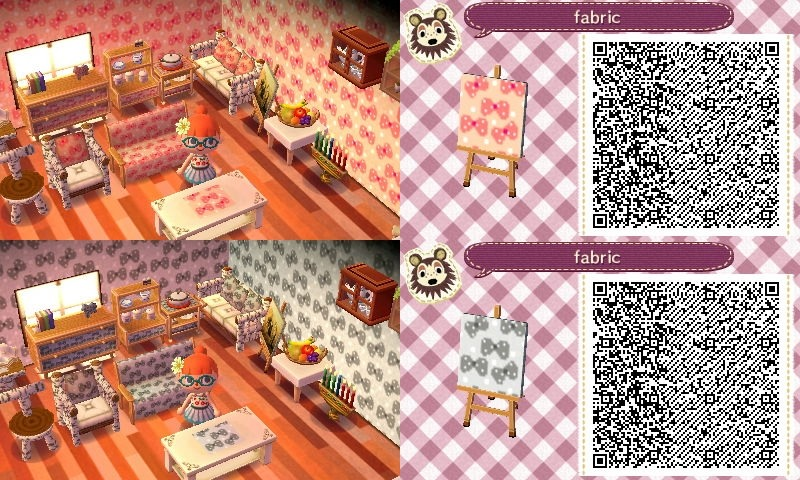 Animal Crossing Wallpaper Qr Codes Wallpapersafari