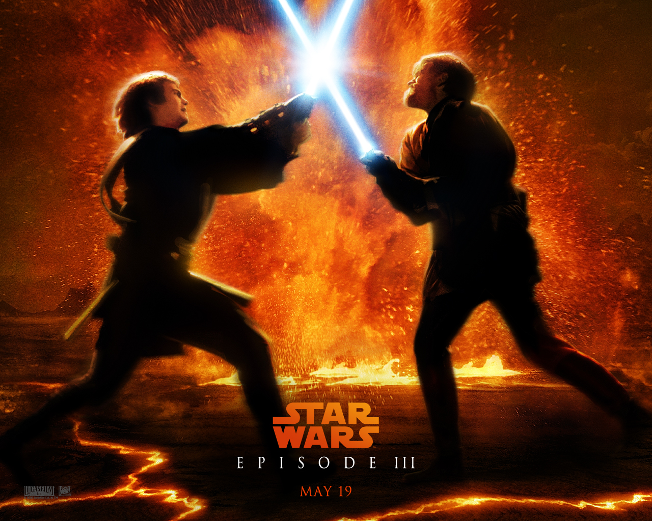 Free Download Wallpapers For Star Wars Episode Iii Revenge Of The