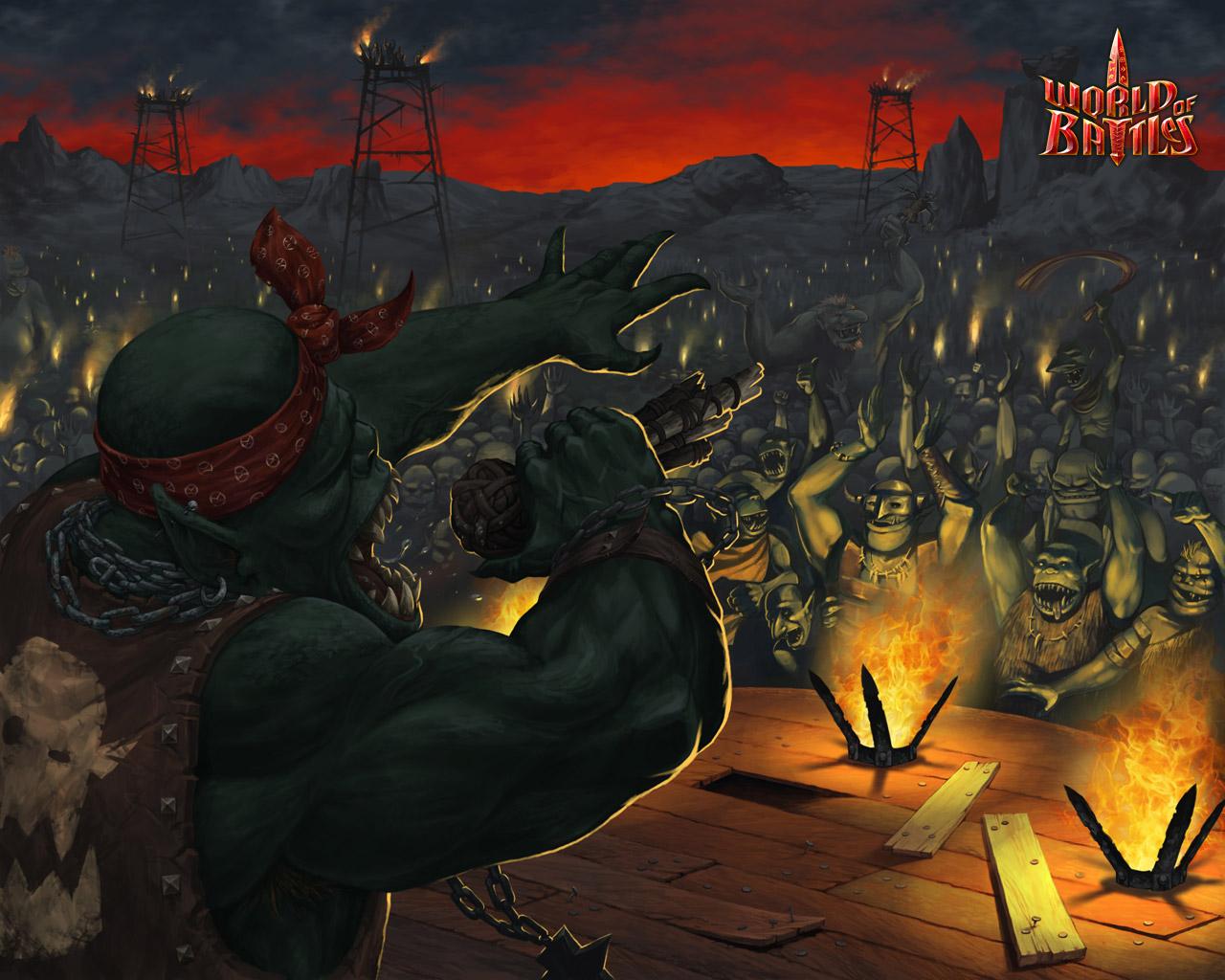 10929d1312593872 orc world battles wallpaper orc wallpaper orcjpg 1280x1024
