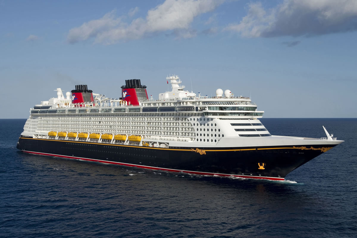 Cruise Photo Gallery Disney Dream Cruiseline Ship Exterior 1200x800