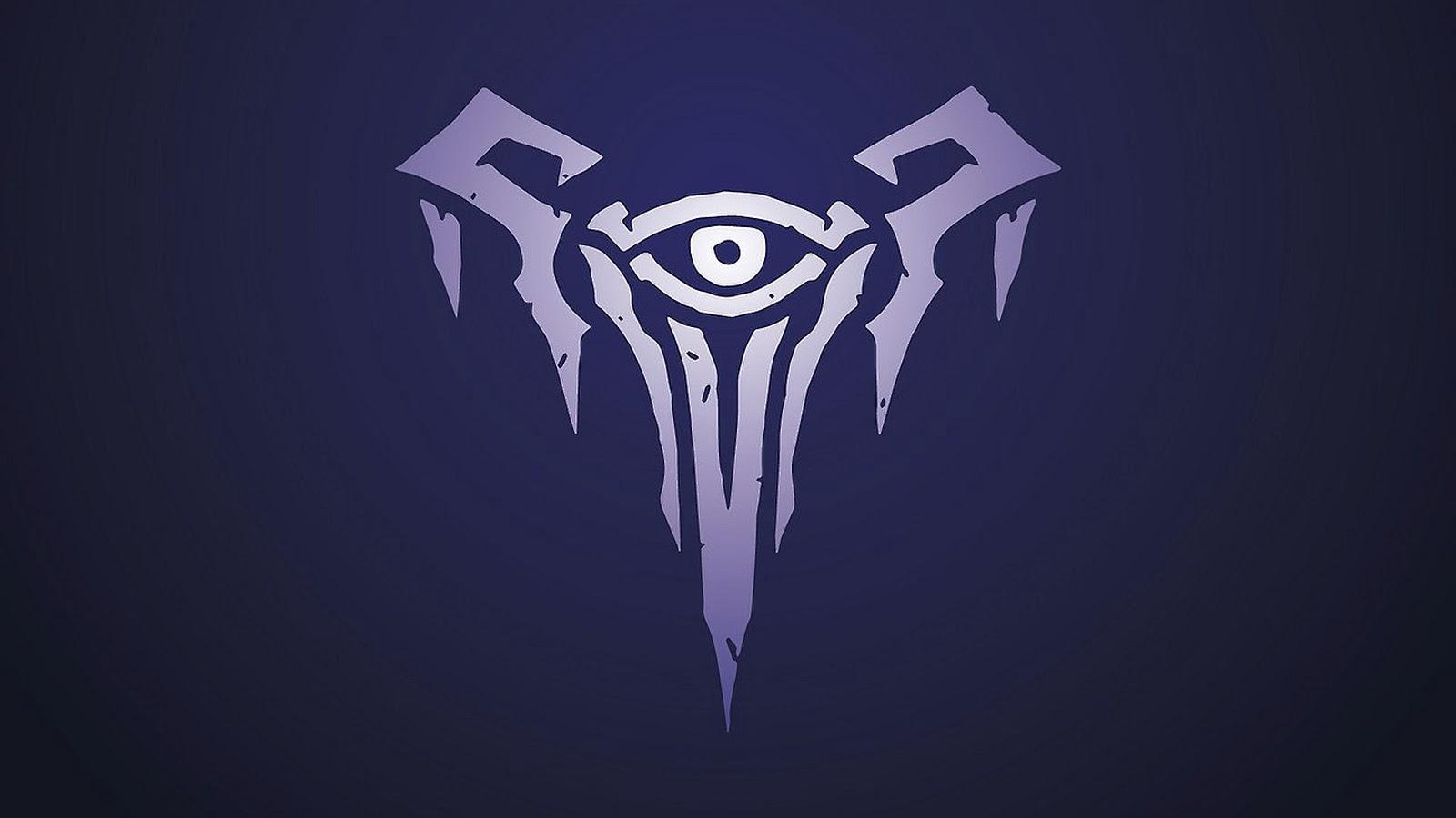 league of legends player avatar icon logo hd wallpaper 1600x900 3d 1600x900