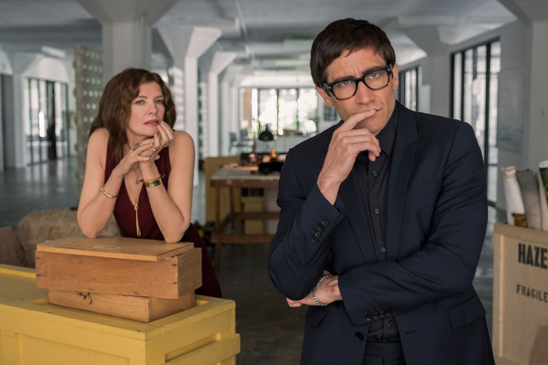 Velvet Buzzsaw review Netflixs satirical horror comedy about the 1800x1200