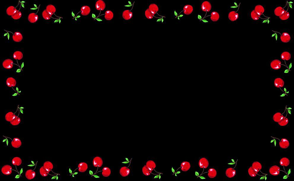 WallpaperCherry Border FullScreen 991x610