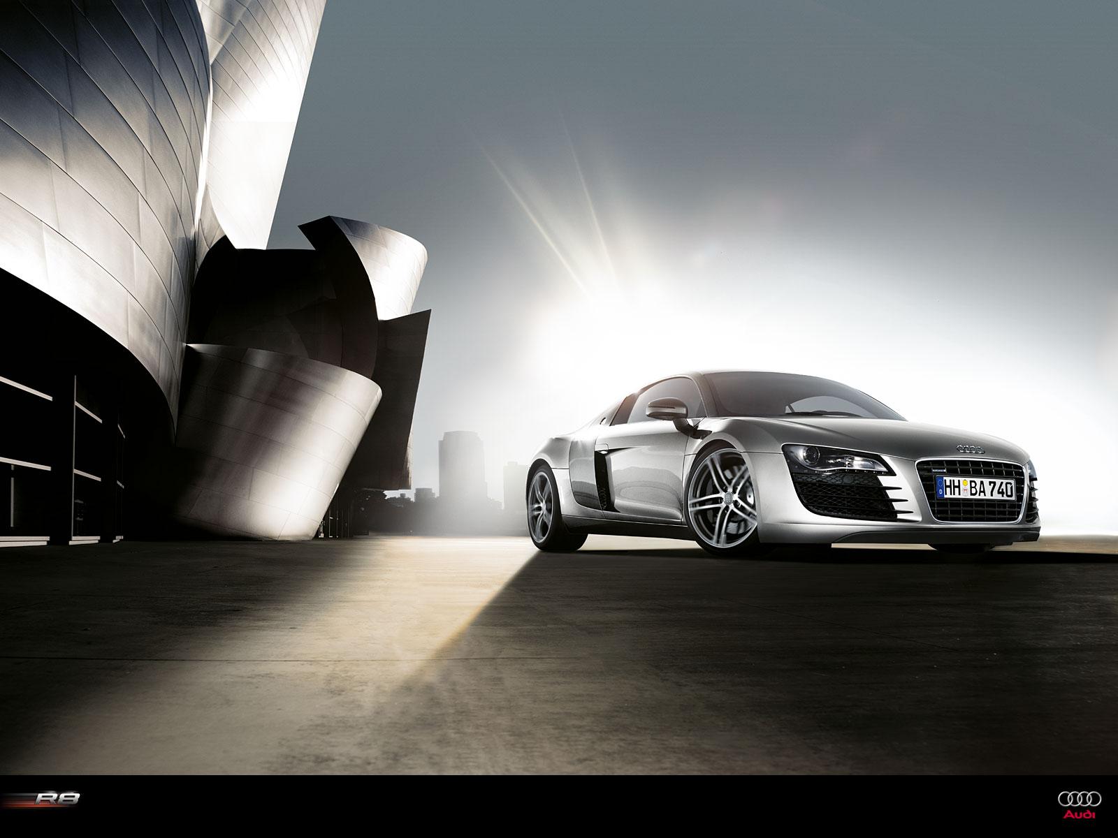 Cars HD Wallpapers Audi R8 Exotic Car HD Wallpaper 1600x1200