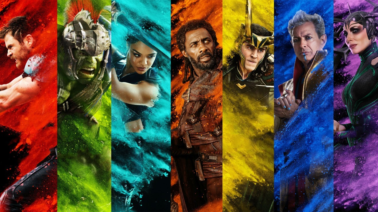15 Exhilarating Thor Ragnarok [HD 4K] Wallpapers 1280x720