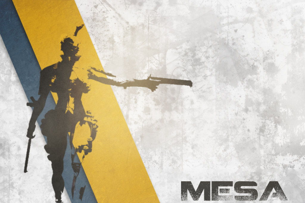 Mesa wallpaper by Organic Mechanic Warframe art Art Organic 1024x683