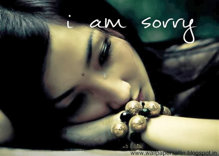 am sorry wallpapers download sorry images download sorry wallpaper 700x500