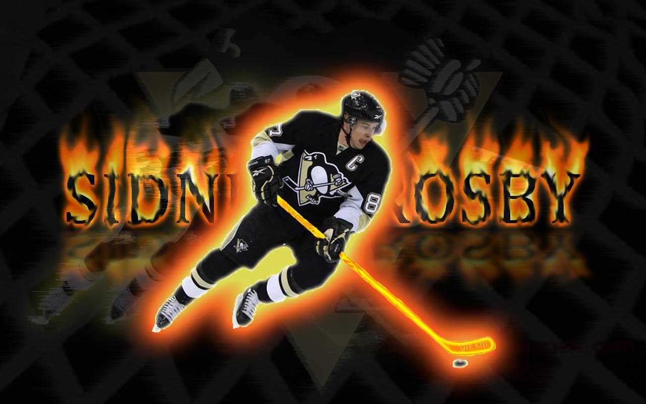 Sidney Crosby Wallpaper 1280x800