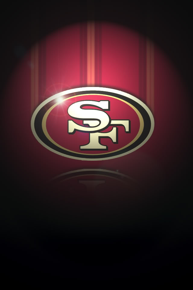 gallery for 49ers iphone wallpaper