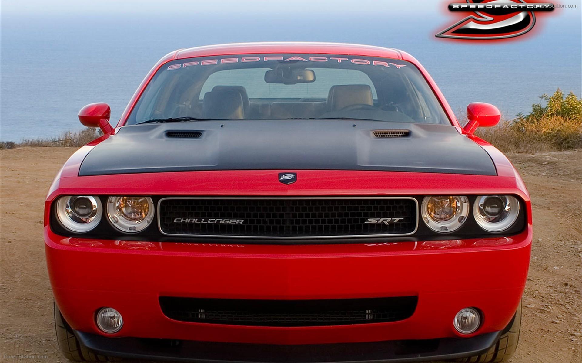 Speedfactory Dodge Challenger Widescreen Exotic Car Image 04 of 22 1920x1200