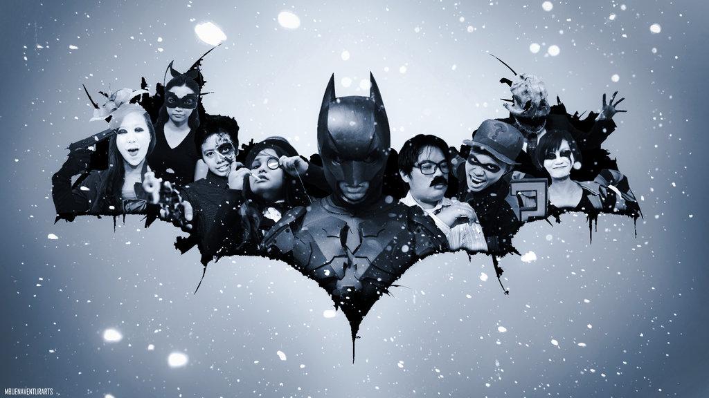 Batman Arkham Origins Wallpaper by Celtic0130 1024x576