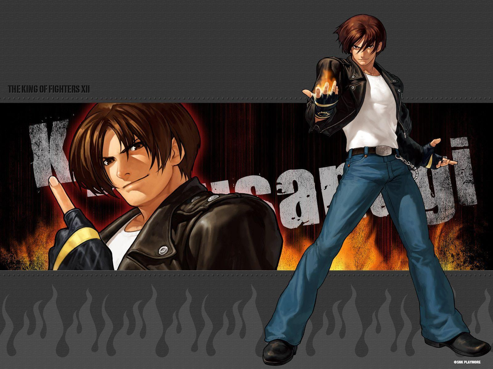 King Of Fighters Wallpapers 1600x1200