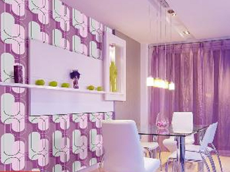 Cool Purple Graphic Home Decor Wallpaper Image id 46187   GiesenDesign 800x600