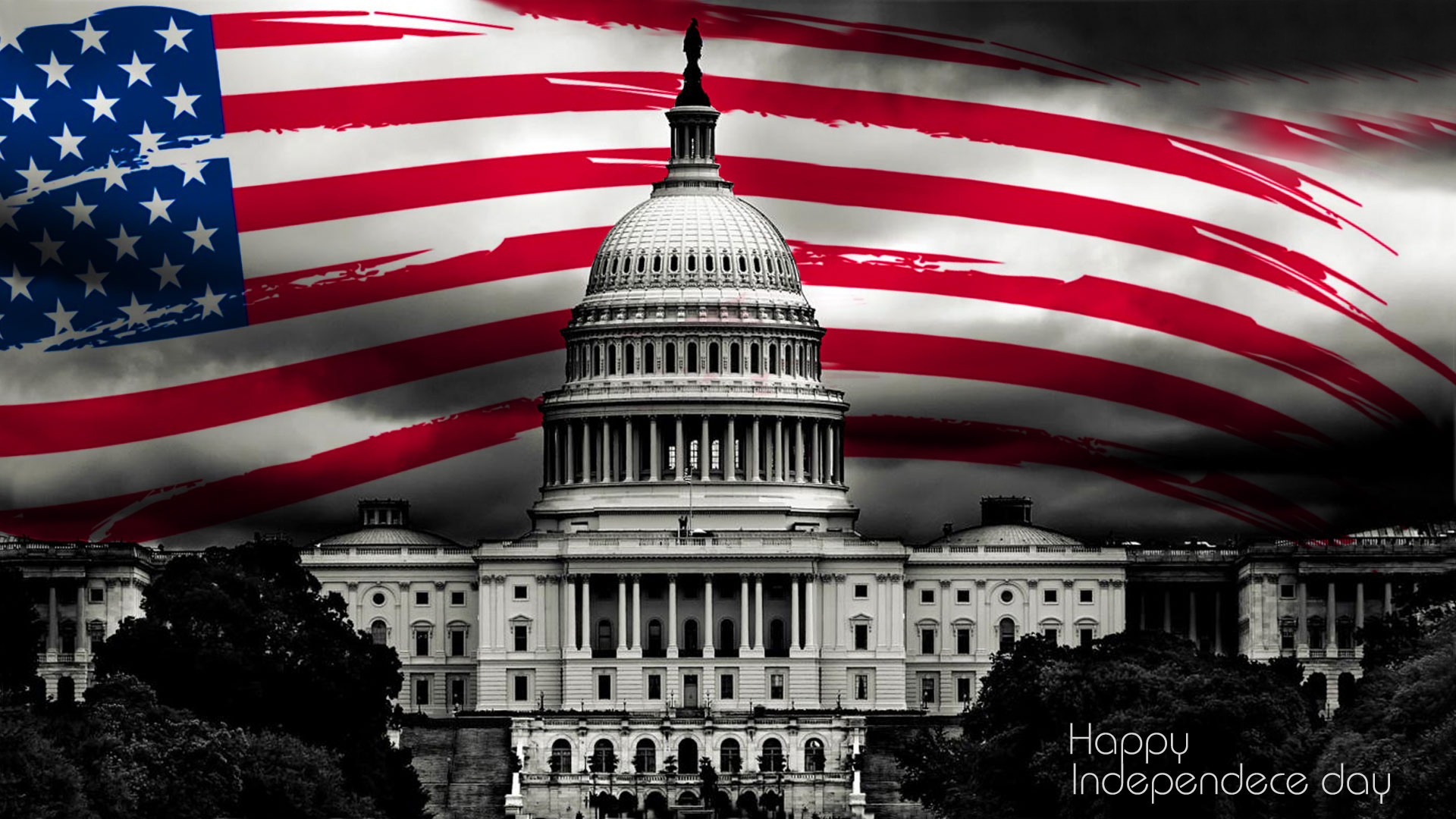 Americas Independence Day   Wallpaper High Definition High Quality 1920x1080