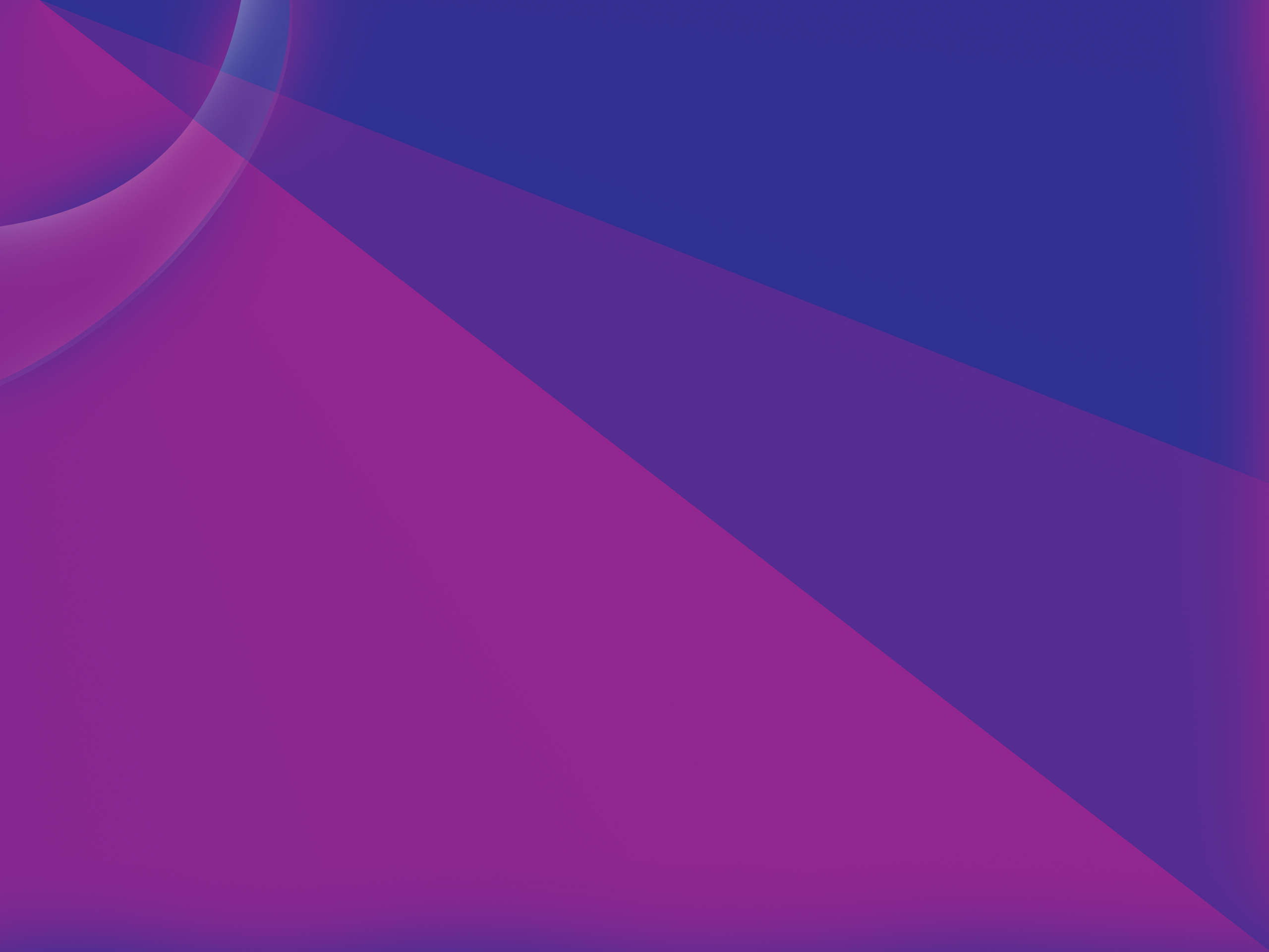 Wallpaper Purple and Blue by Too Fast 2560x1920