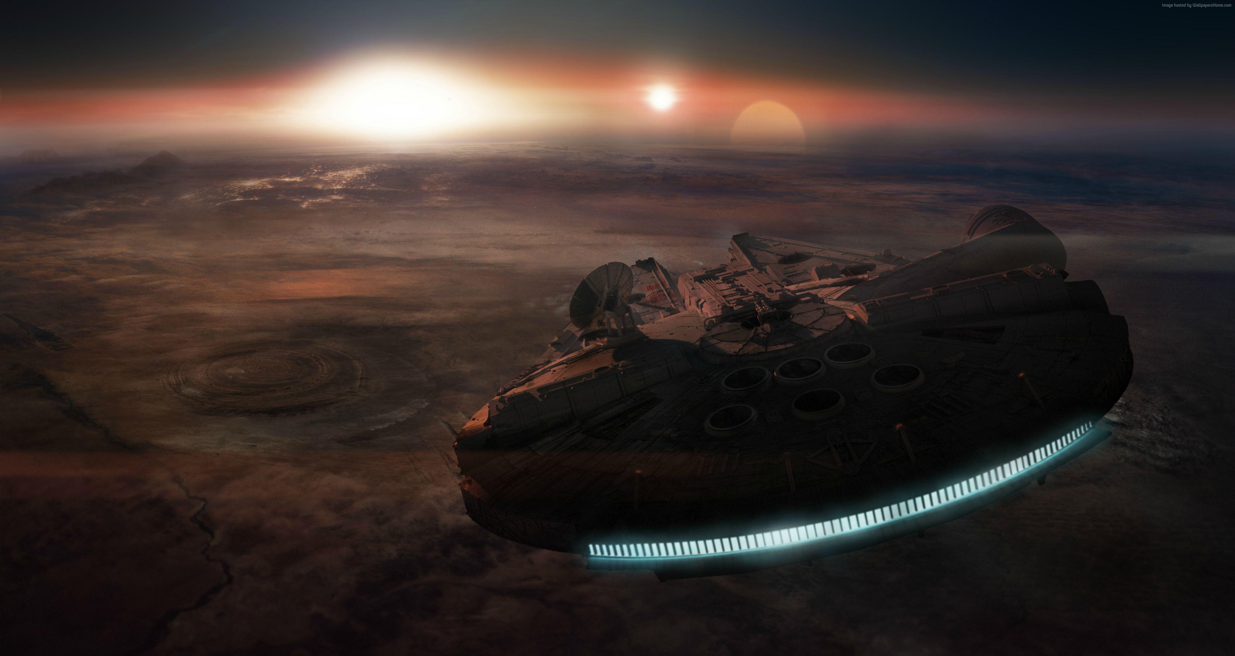 Star Wars Episode VII The Force Awakens Wallpaper Movies Star Wars 4058x2156