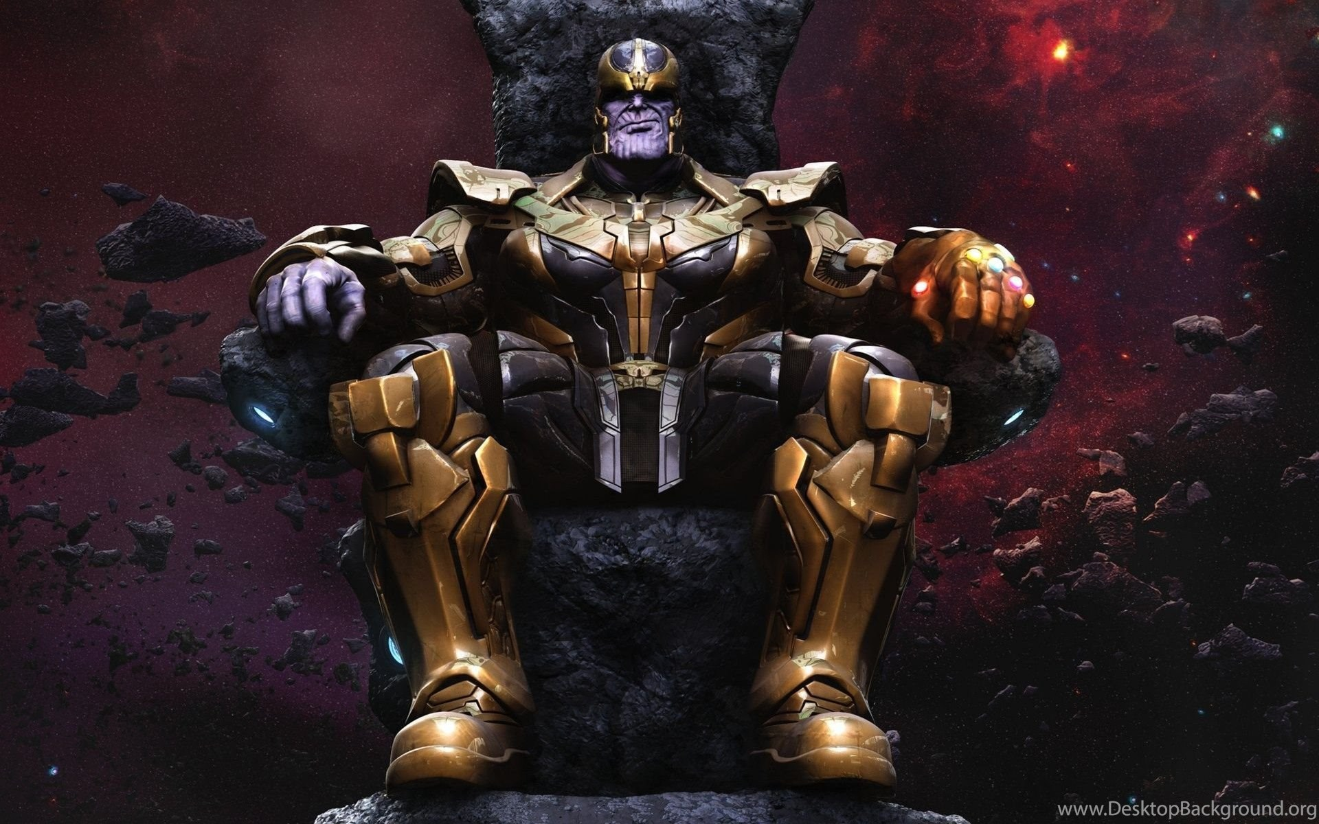10 Amazing Thanos Wallpapers GeekShizzle Desktop Background 1920x1200