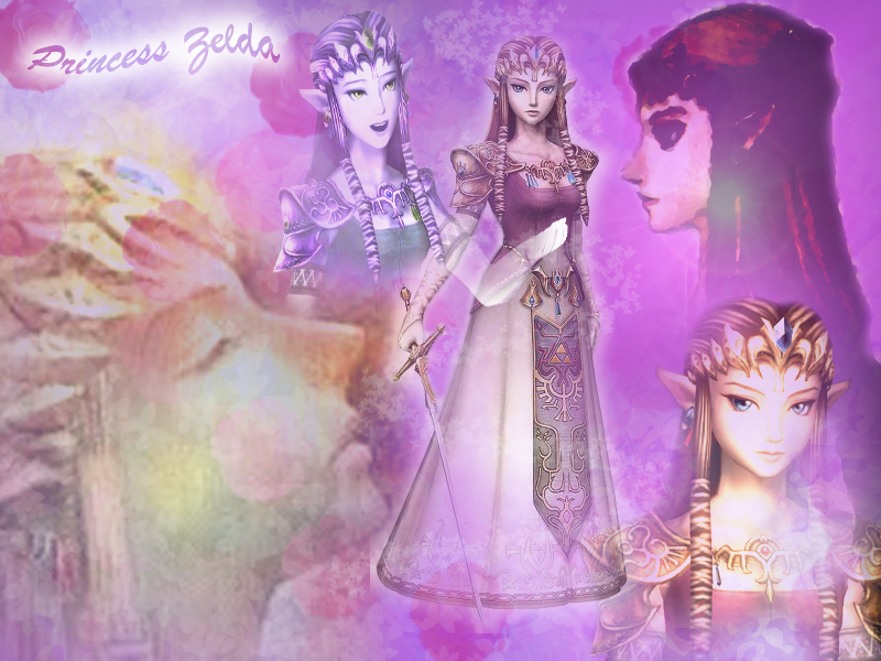 Princess Zelda Wallpaper 800x600