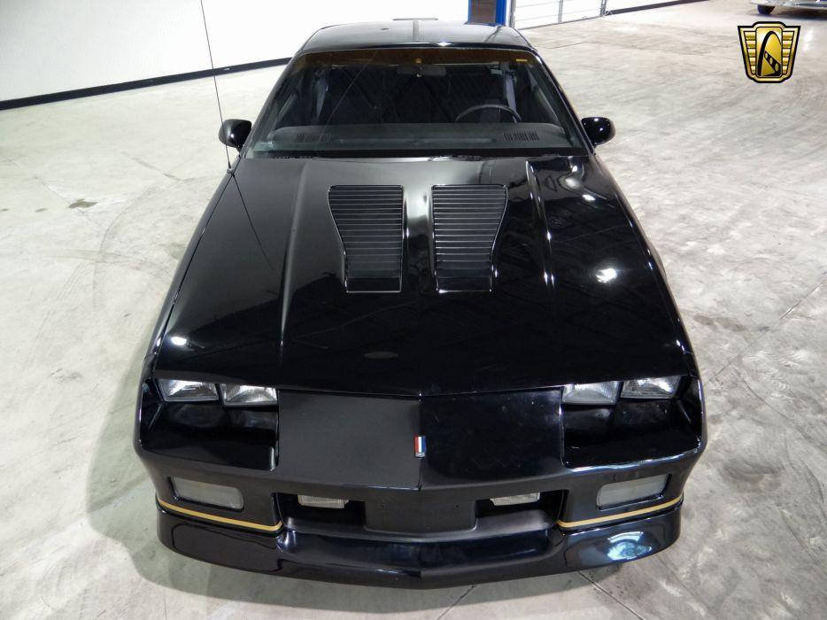 1986 Chevrolet Camaro IROC Z28 muscle wallpaper 2592x1944 934x700