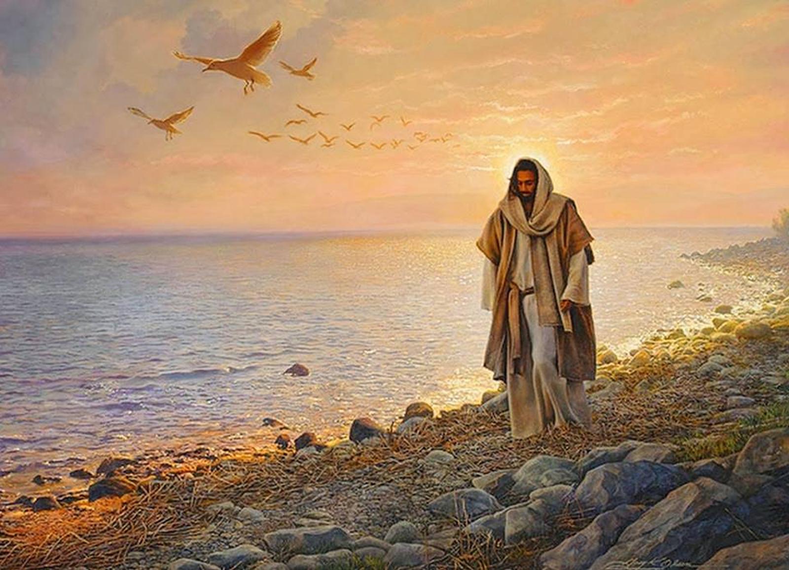 Fondos De Paisajes Con Jesus En Hd Para Descargar Gratis 5 HD 1600x1157