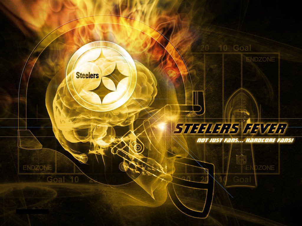 Download full size Pittsburgh Steelers Football Wallpaper Num 3 1024x768