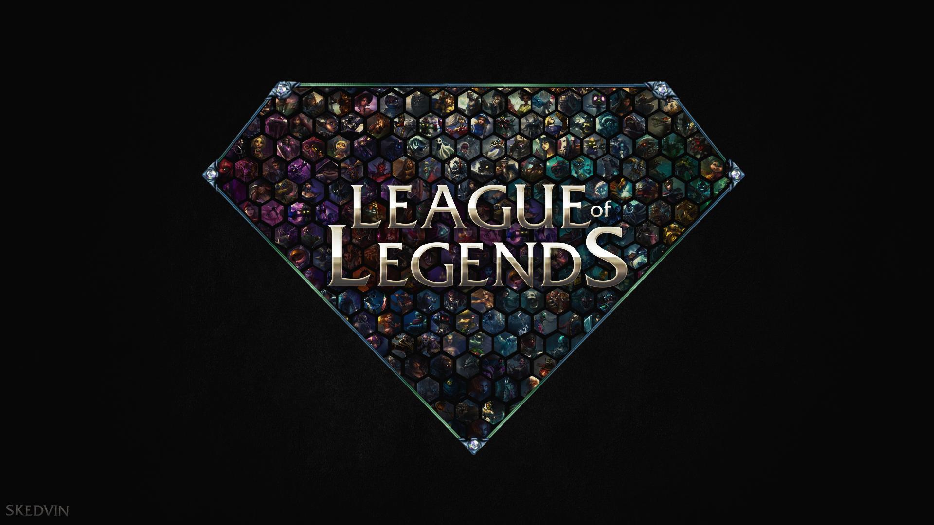 League of Legends wallpaper [19201080p] HD by SKEDVIN 1920x1080