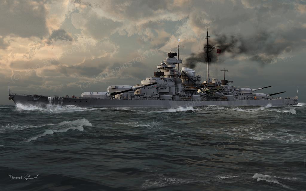 фото немецких кораблей потому, что для