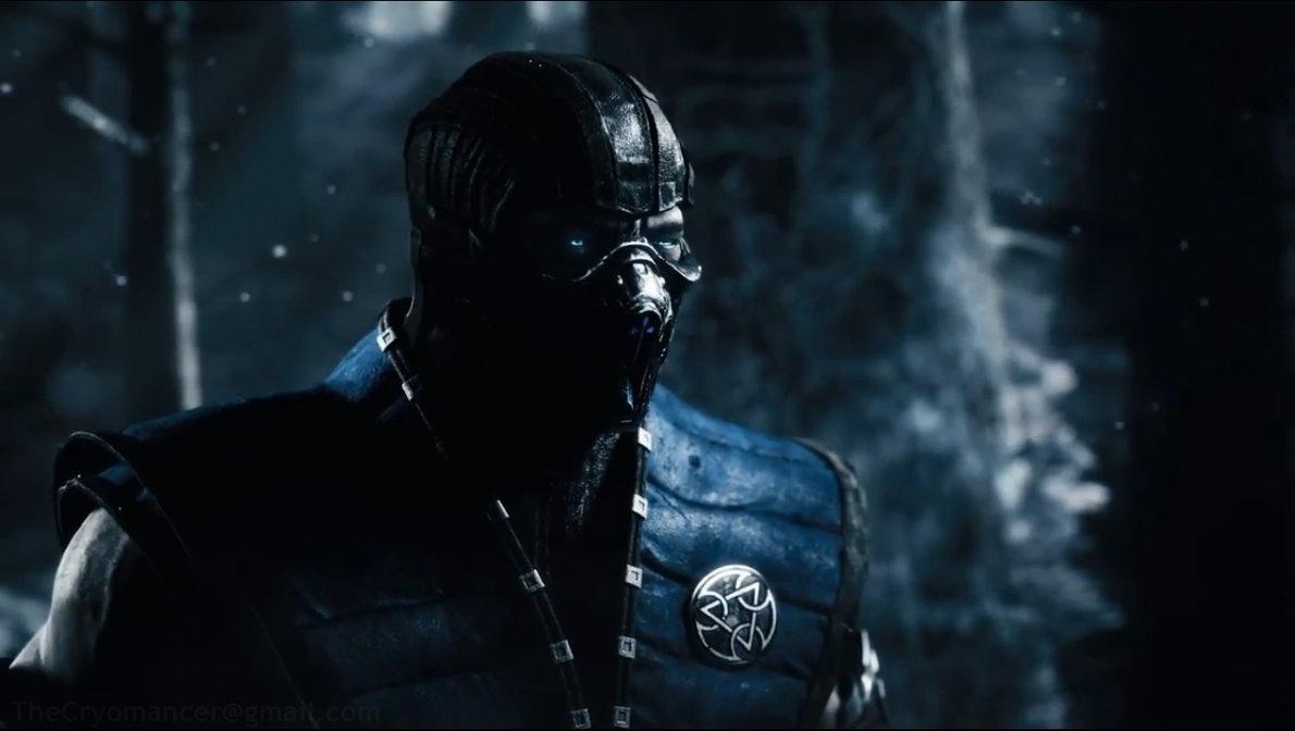 Mortal Kombat X   Sub Zero 2 by minol 1190x672