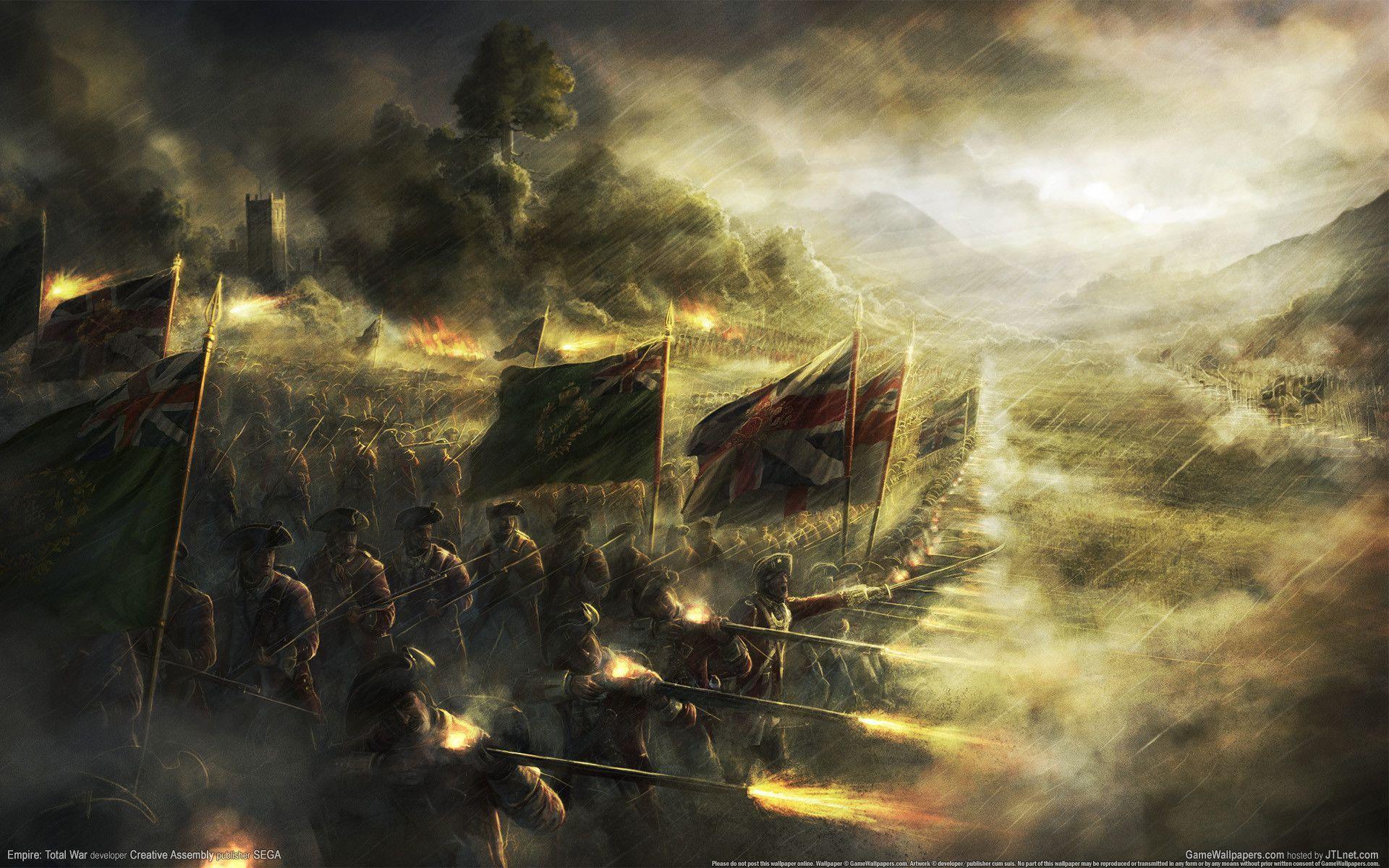 Empire Total War Wallpapers 1920x1200