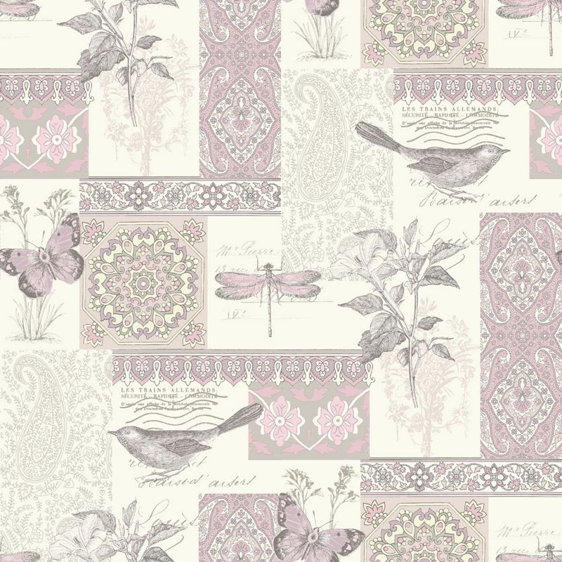 wallpaper accessories wallpaper arthouse provence wallpaper pink 800x800