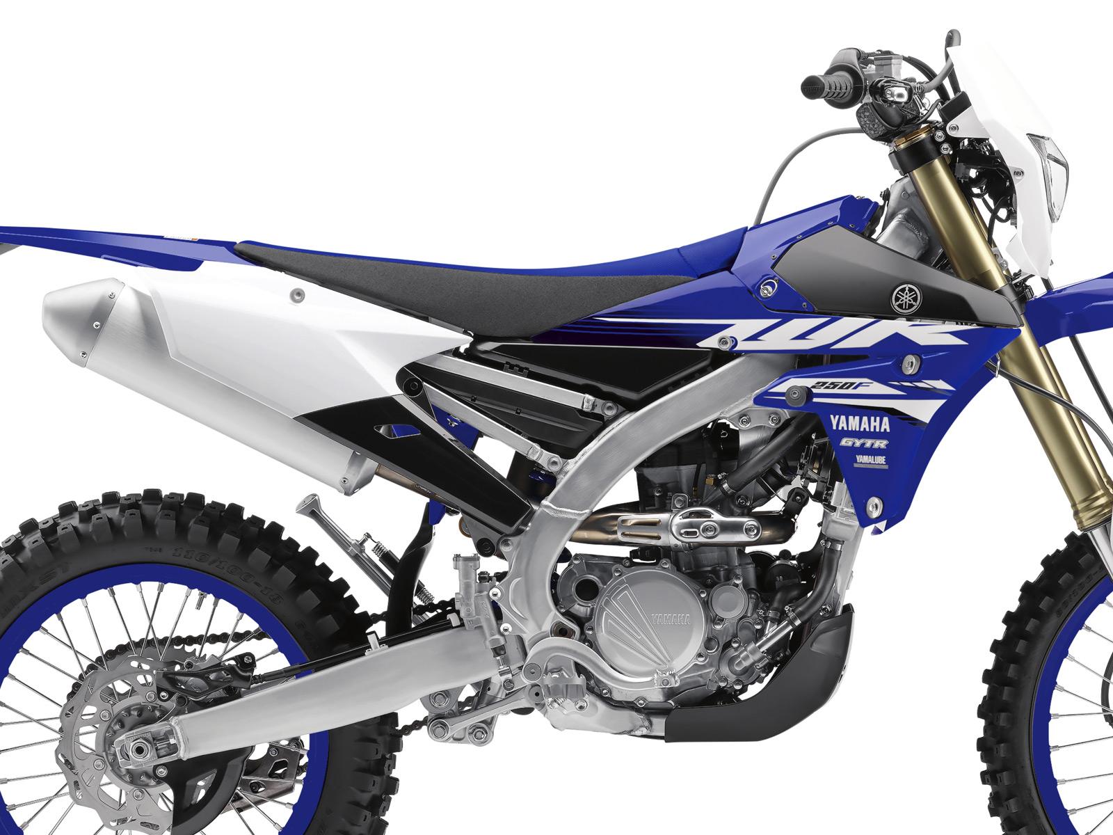 First Ride 2018 Yamaha WR250F   International Dirt Bike Show 1600x1200