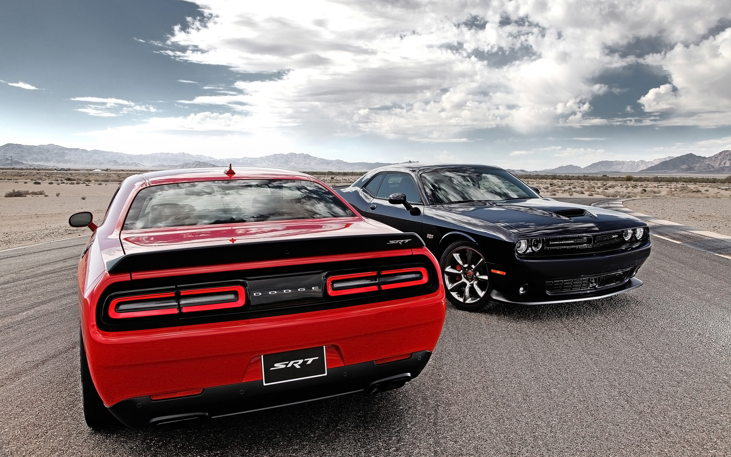 2015 Dodge Challenger SRT Cars Wallpaper HD Car Wallpapers 2560x1600