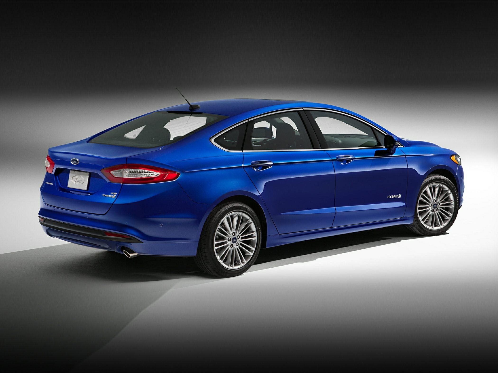 2016 Ford Fusion Hybrid Se >> 2016 Ford Fusion Wallpaper - WallpaperSafari