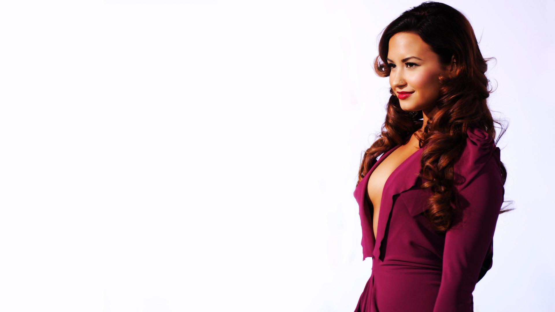 Demi Lovato 2015 Hot Wallpaper 1920x1080