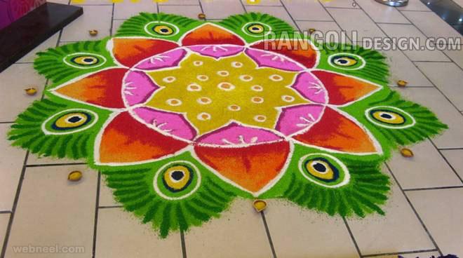 diwali rangoli diwali rangoli designs see another 25 rangoli designs 660x368