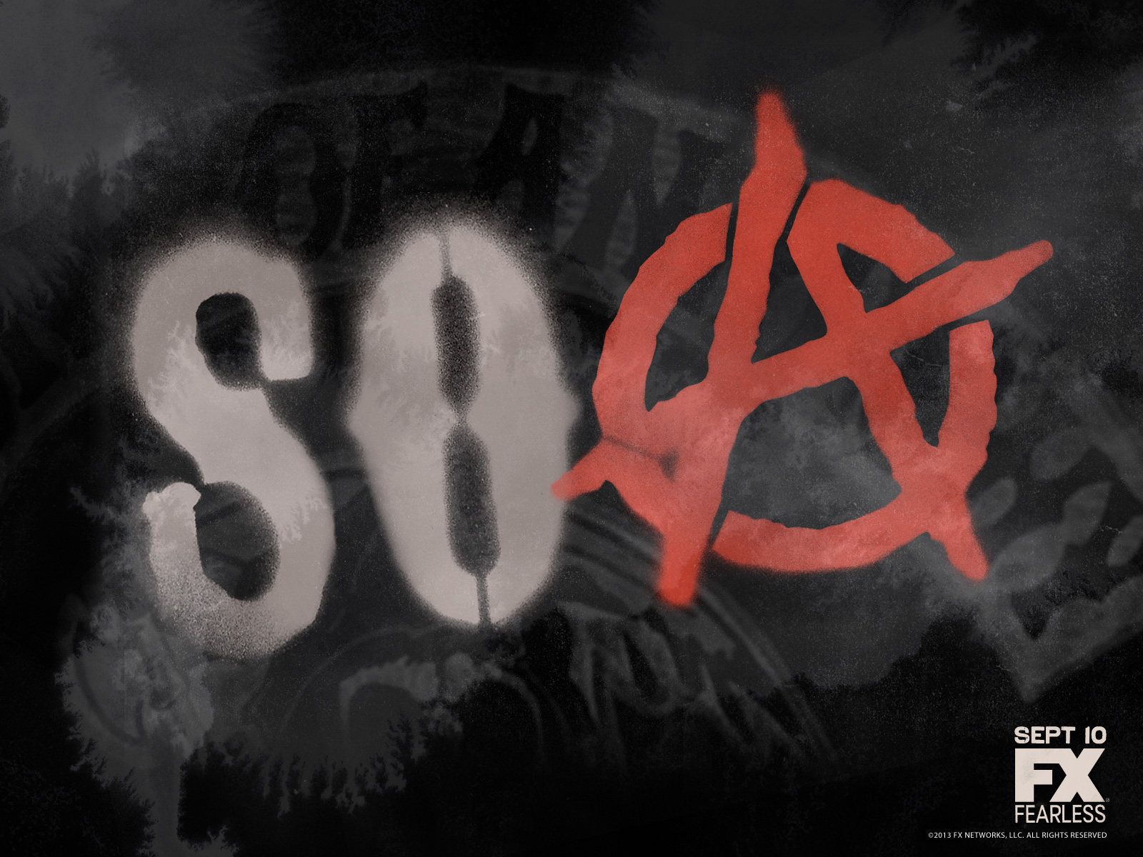 New 500 screensaver Anarchy screensaver 1600x1200
