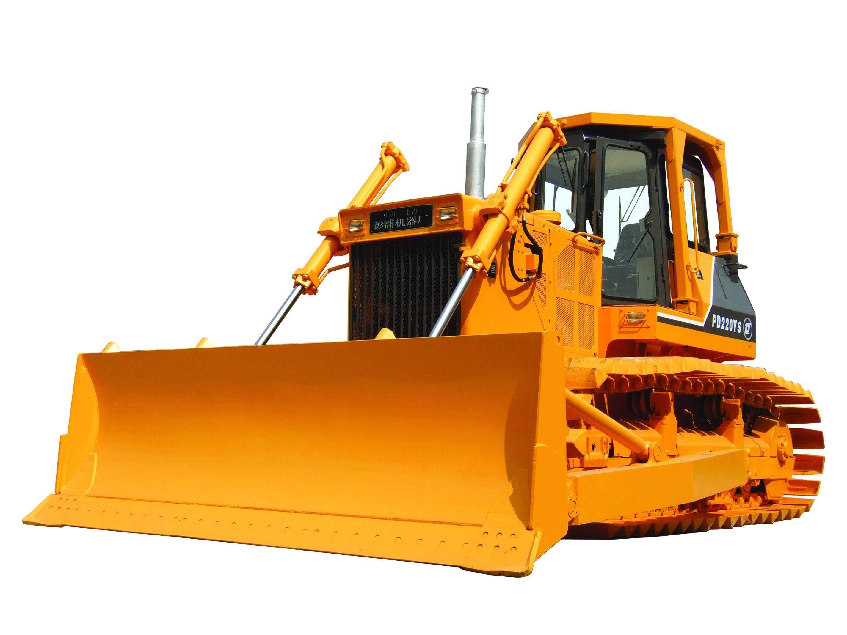 Bulldozer White Background Images AWB 2848x2136