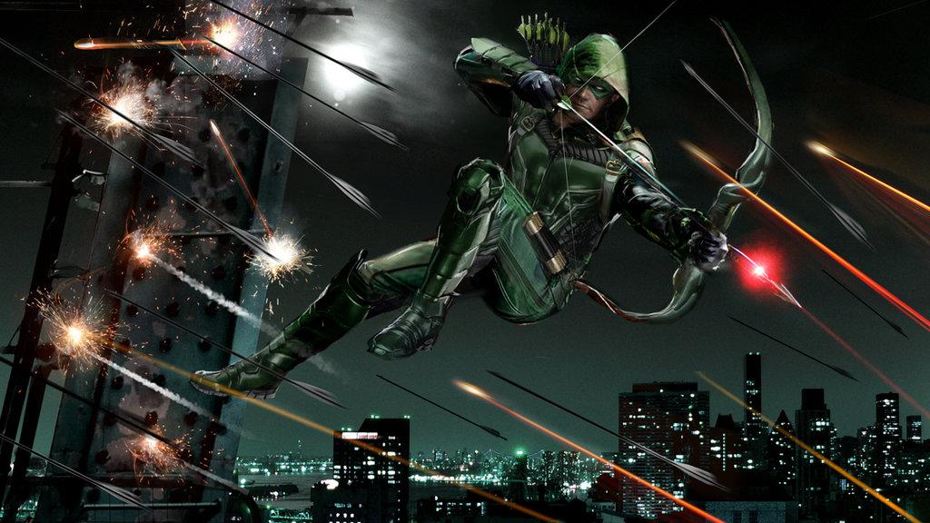 Flash Reverse Flash Captain Cold y Arrow Series Ciencia Ficcin 1024x576