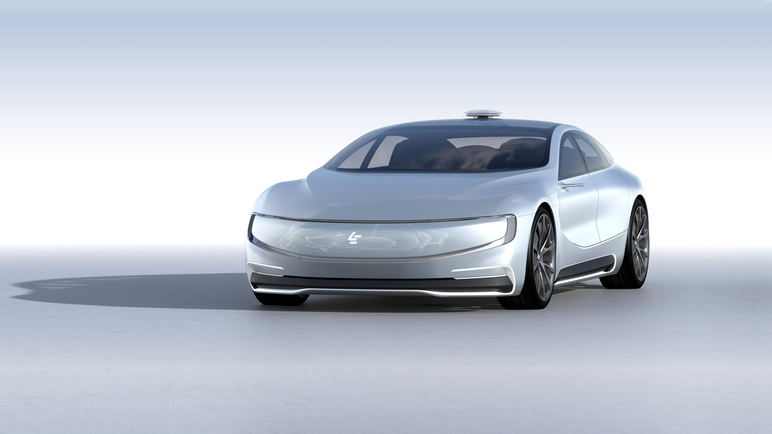 LeEco LeSEE Electric Concept Car Wallpaper HD Car Wallpapers 2560x1440
