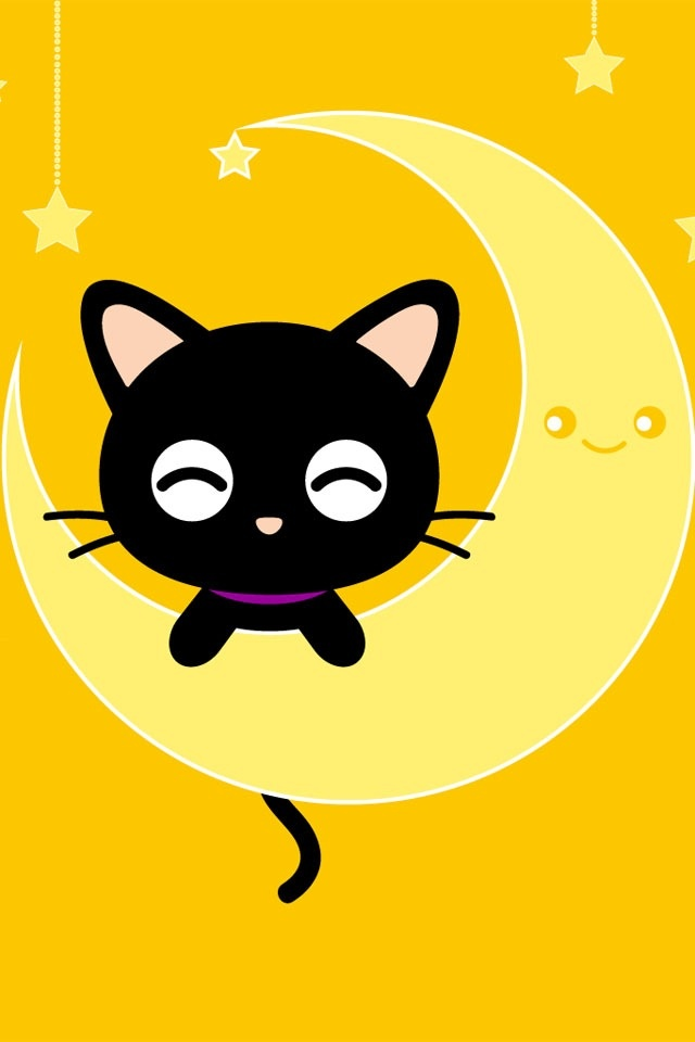 Free Download Funny Cartoon Cat Iphone Wallpapers Background And Themes 640x960 For Your Desktop Mobile Tablet Explore 75 Cartoon Cat Wallpaper Cute Cartoon Cat Wallpaper Cartoon Cat Wallpaper Download