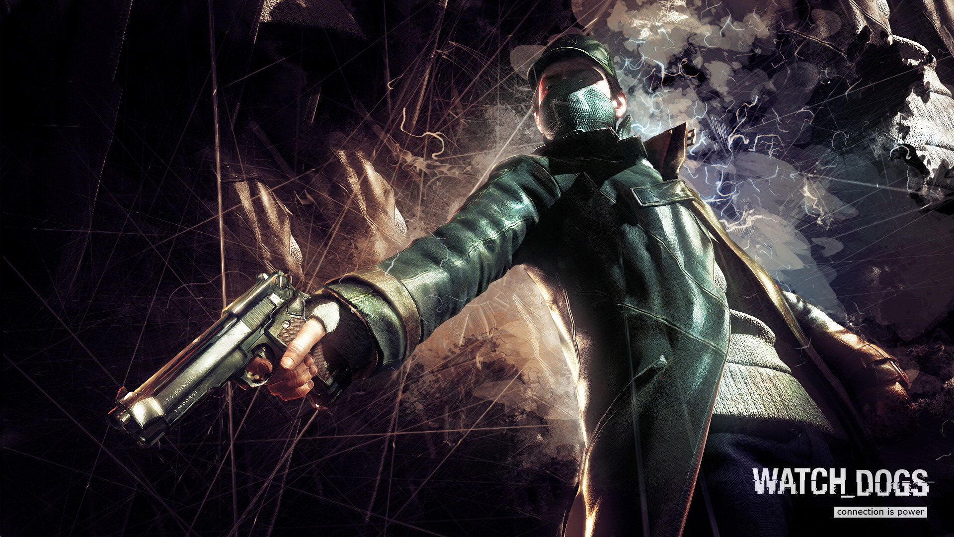 Cool Video Game Wallpapers Hdubisoft Video Game Watch Dogs Hd Catch 1920x1080