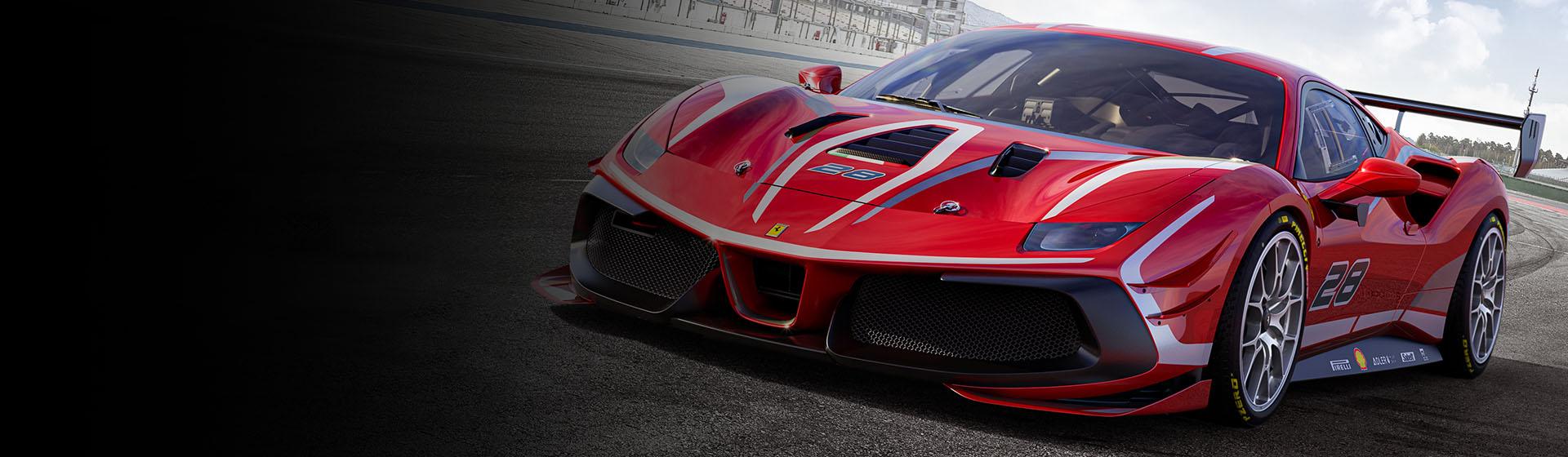 Ferrari Corse Clienti 1920x560